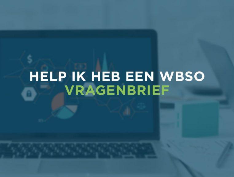 HGM helpt: Advies bij beantwoording van een WBSO ICT vragenbrief
