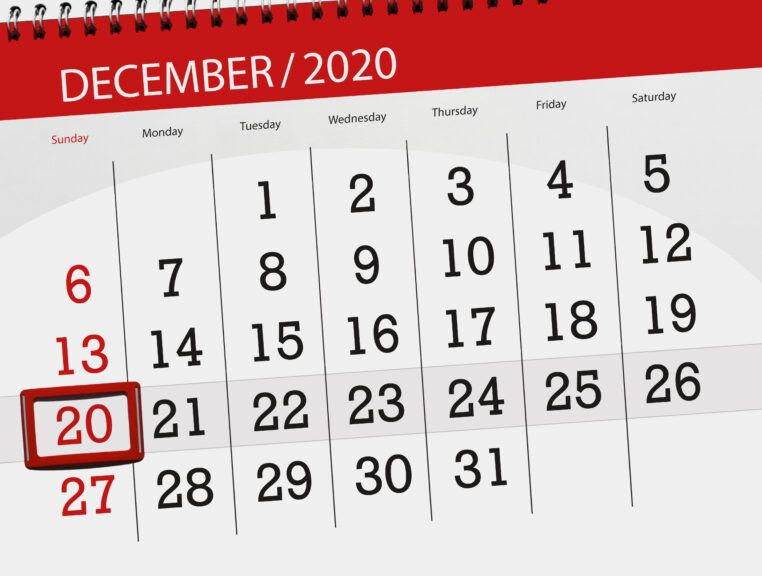 Deadline 20 December 2020 voor WBSO 2021